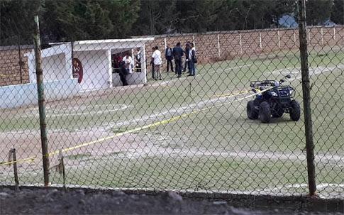 Otro hecho aislado; presuntos policías asesinan a joven frente a su novia
