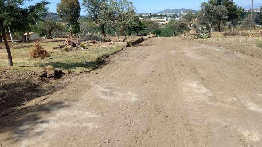 Ayuntamiento rehabilita caminos rurales para prevenir encharcamientos