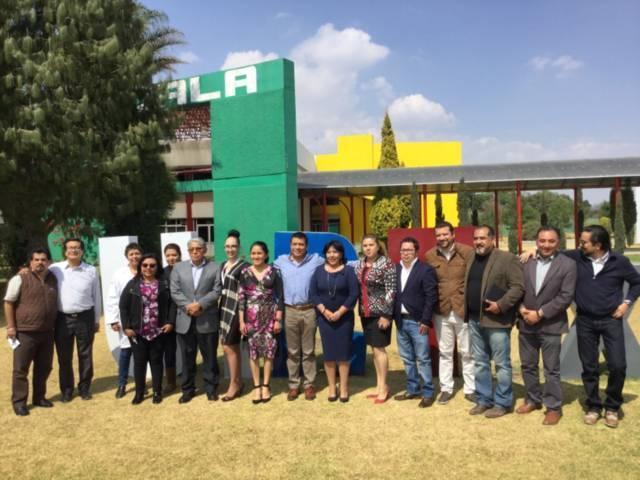 Analizan estrategias de trabajo conjunto ayuntamiento de Tlaxcala y UPT