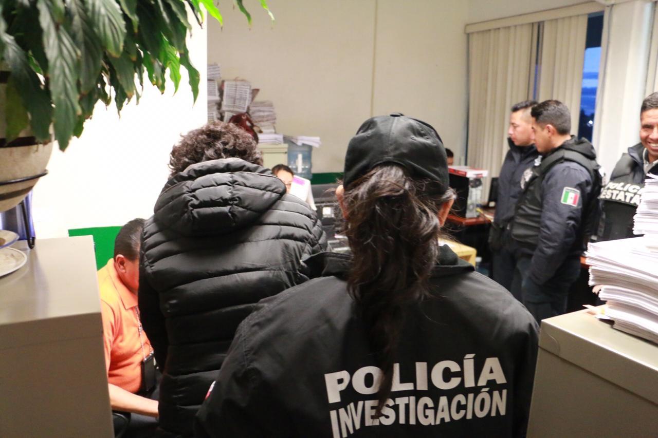 Recuperan instalaciones de SEPE-USET; la policía detuvo a 4