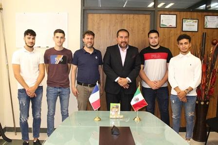 UTT firma convenio con Universidad de Francia