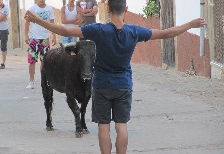 Ya no habrá encierro de vaquillas en las ferias de Tlaxcala