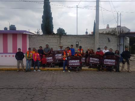 Integran tres nuevos grupos de Vecinos Vigilantes en la capital