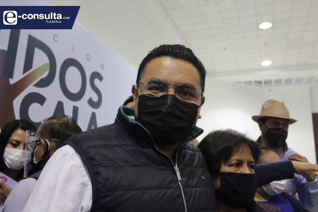 Será Julio César Hernández la voz de los tlaxcatelcas en el congreso federal
