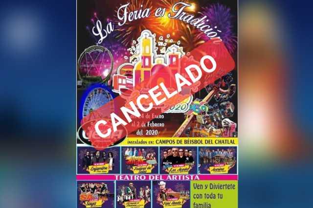 Llaman a no creer ni compartir información falsa sobre la Feria de Zacatelco