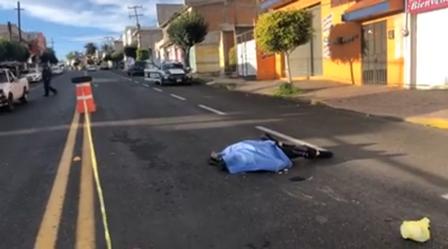 El hombre que murió atropellada en la capital era velador del PAN