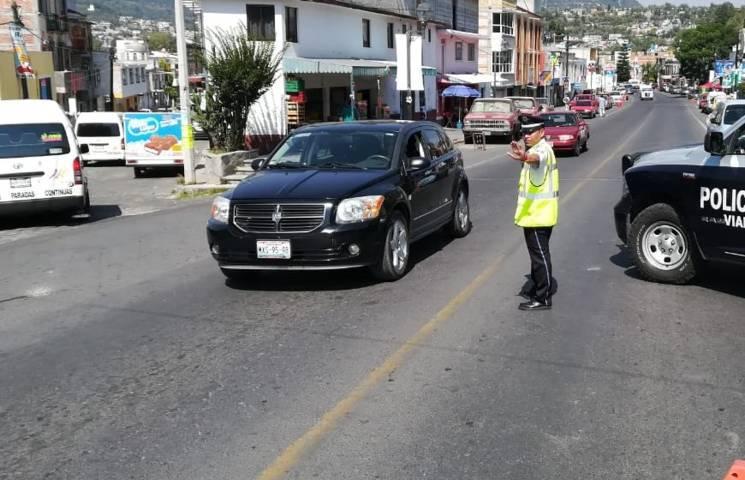 "Listo operativo especial de vialidad durante primer fin de semana de ""Tlaxcala Feria 2018"""