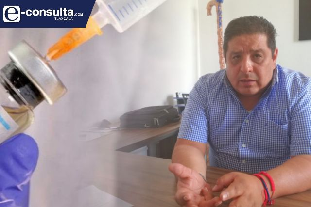 Rechazo al influyentísimo para la aplicación de vacunas Covid, pide Castro