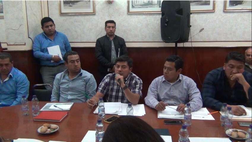 Cabildo de Tlaxcala aprueba Comité Municipal de Salud
