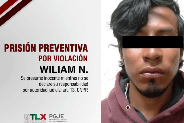 Detienen a violador de menores en Tzompantepec