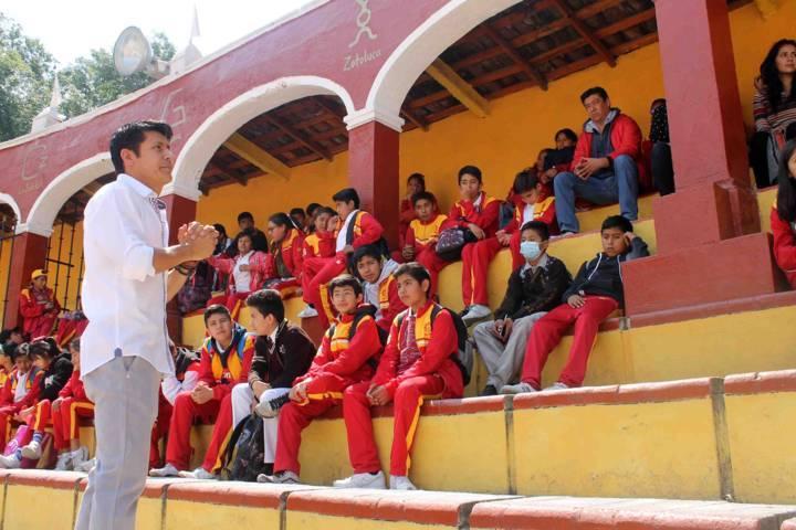 Fomentan actividad turística en Plaza de Toros de la capital