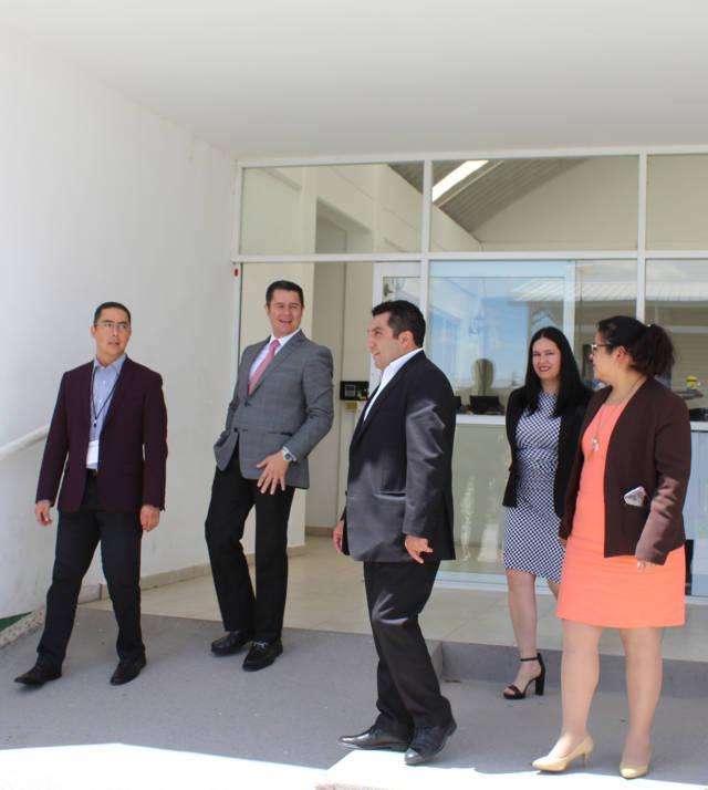 Alcalde propone que se instale en el municipio la Sala de Mediación civil o familiar