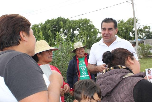 Ramiro Vivanco impulsará el proyecto Jóvenes Construyendo el Futuro