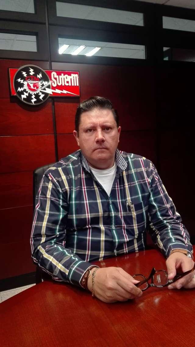 Asegura Suterm Tlaxcala que aumentará salario de sus trabajadores