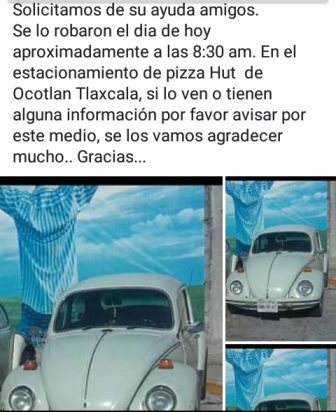 Policía capitalina deja que ladrones de autos operen en Ocotlán