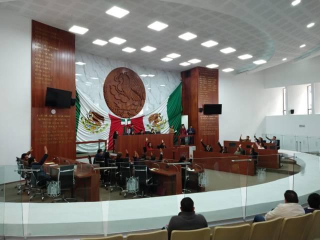 Aprueban diputados la Ley De Ingresos Del Estado de Tlaxcala para el 2019