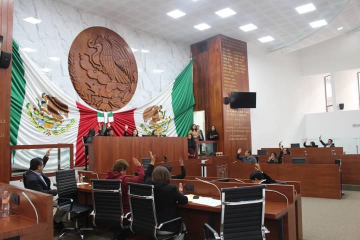 Concluye Poder Legislativo aprobación de Leyes De  Ingresos 2019, de los 60 municipios