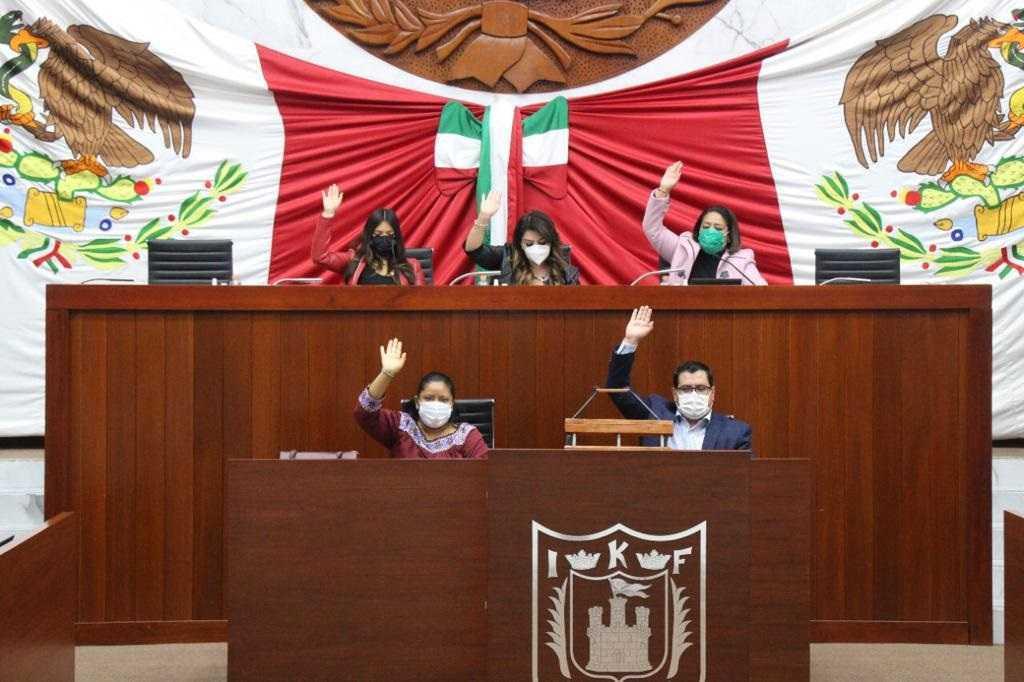 Designan a Marcos Montiel como actuario parlamentario del Congreso