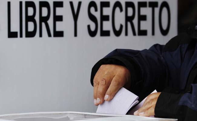 Llegó el día y todos a votar para elegir Presidente de México