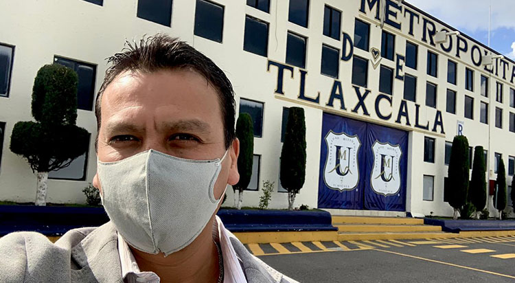 CONAOS y UMT vinculan esfuerzos para capacitar a líderes sociales en Tlaxcala: Gregorio Cervantes