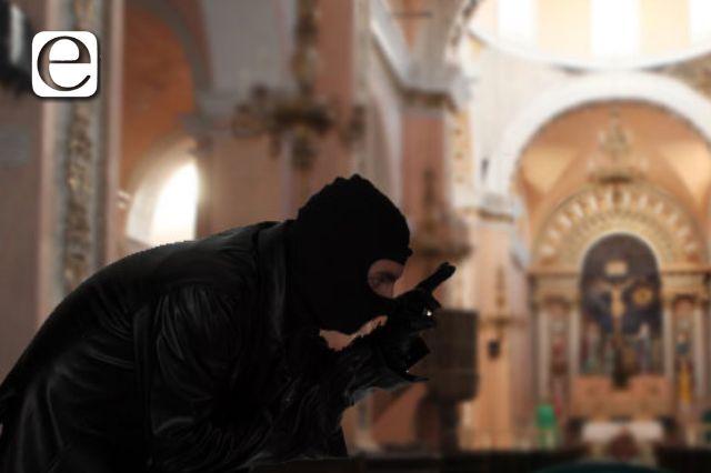 Se desata la delincuencia en Tzompantepec; asaltan una parroquia