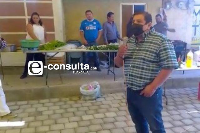 Castro pide el respaldo para Mario Delgado rumbo a la dirigencia nacional de Morena