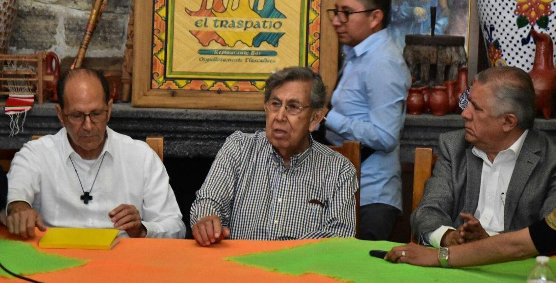 Cuahutémoc Cárdenas vista Tlaxcala y promueve movimiento