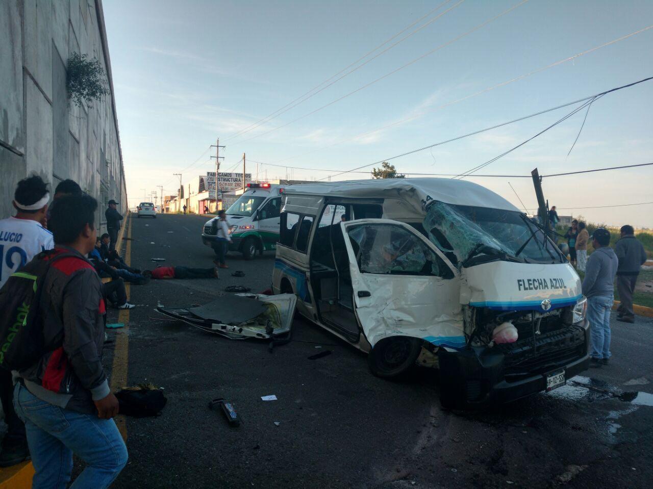 Provocan accidentes y ni siquiera tienen concesión en Tlaxcala