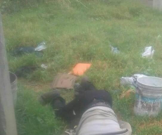 Localizan hombre sin vida en calle El Grullo de Chiautempan