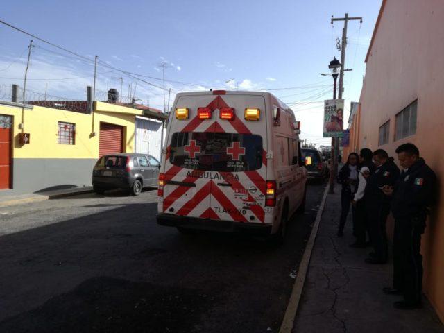 Atropellan a mujer en Chiautempan, responsable se dio a la fuga