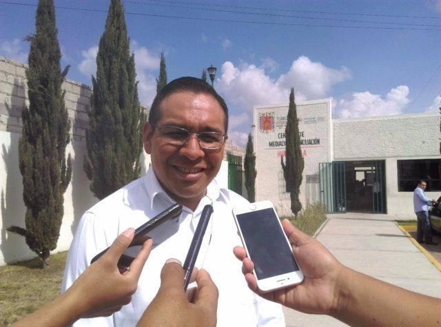 Por ultrajes a la autoridad, presenta denuncia Miguel Ángel Caballero Yonca