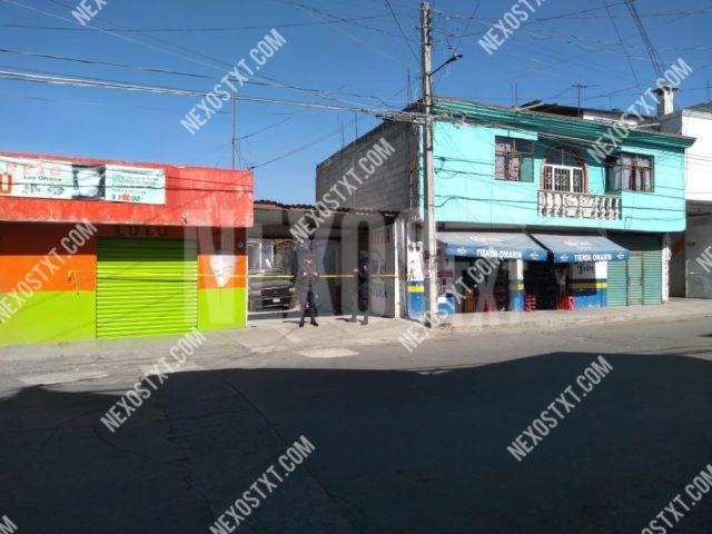 Muere hojalatero que fue baleado en Zacatelco, sube tasa de homicidios dolosos