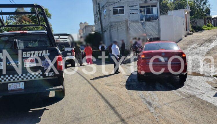 Sujetos armados ingresan a domicilio y degüellan a hombre, en Tetlatlahuca