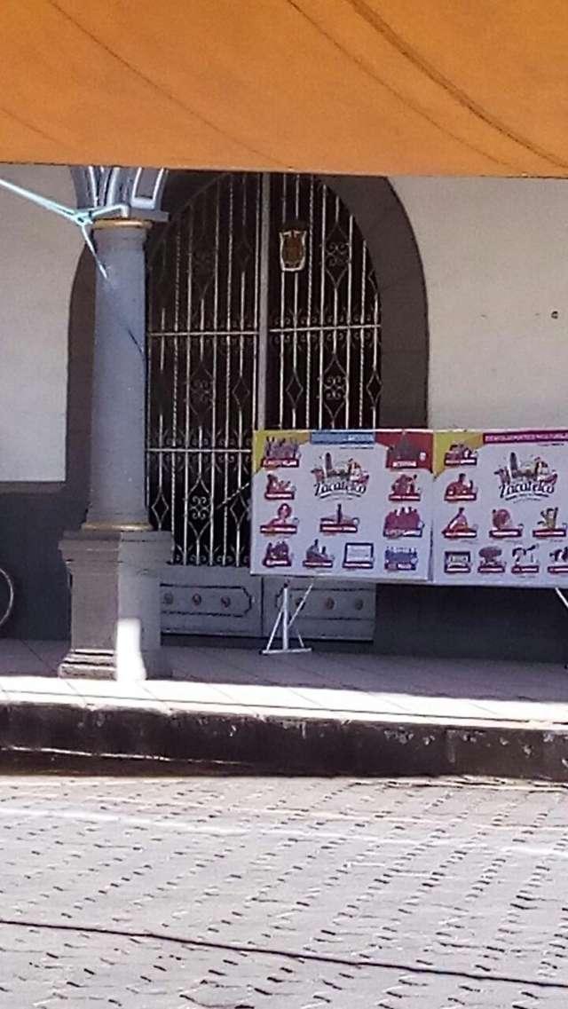 Continúa cerrada la alcaldía de Zacatelco