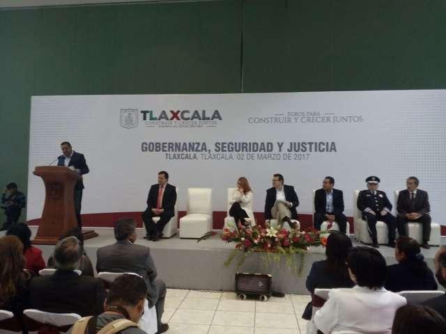 """Alcaldesa de Texóloc Maribel Cervantes asiste a foro """"Gobernanza, seguridad y justicia"""""""