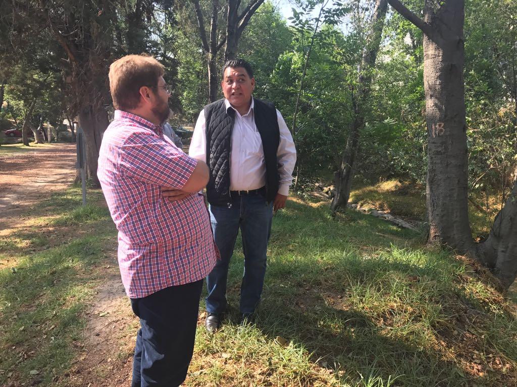 Anuncia Apetatitlán multas por desperdiciar agua y detención a quien violente la paz del municipio
