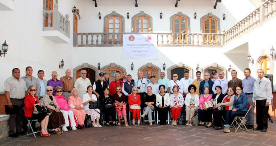 Texóloc recibe con brazos abiertos a Generación Cuauhtémoc del Heroico Colegio Militar