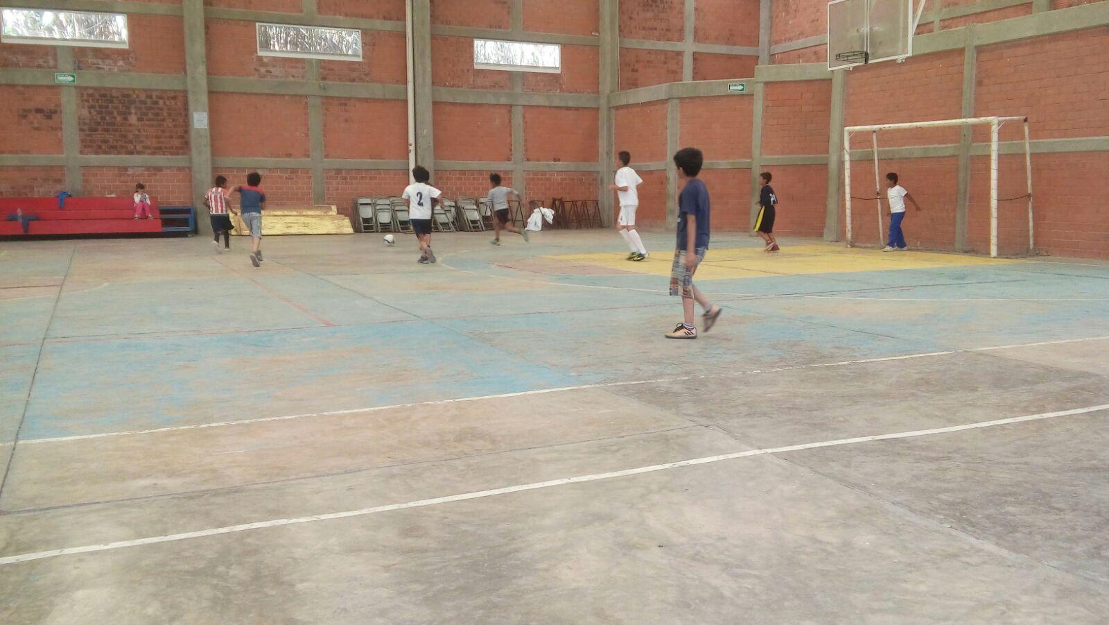 Ayuntamiento de Tzompantepec promueve el deporte en los jóvenes