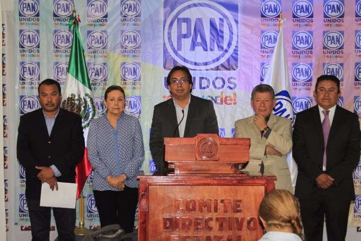 Sistema Estatal Anticorrupción a modo del gobernador: PAN