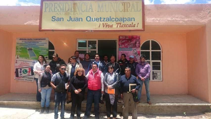 Tzompantepec: Atención ciudadana en tu comunidad