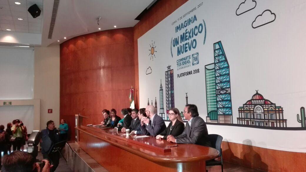 Asiste Carlos Carreón a foro regional para la construcción de la plataforma política 2018