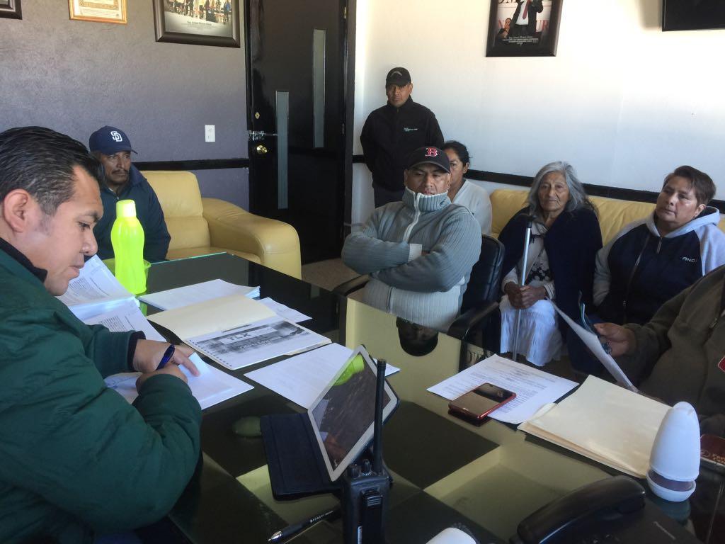 Alcalde continúa escuchando a la gente en Atención Ciudadana