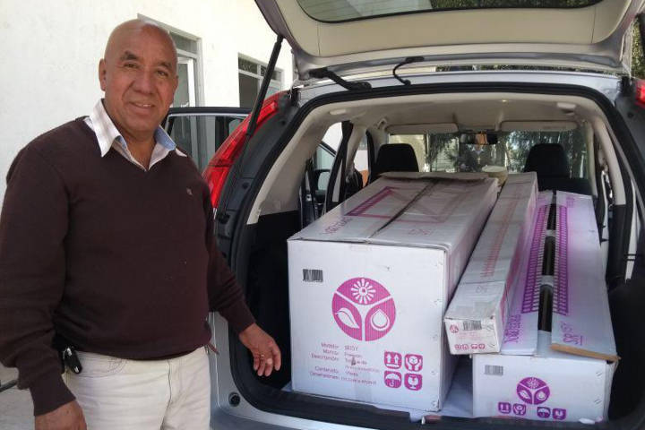 Promueve ayuntamiento de Tlaxcala insumos a bajo costo