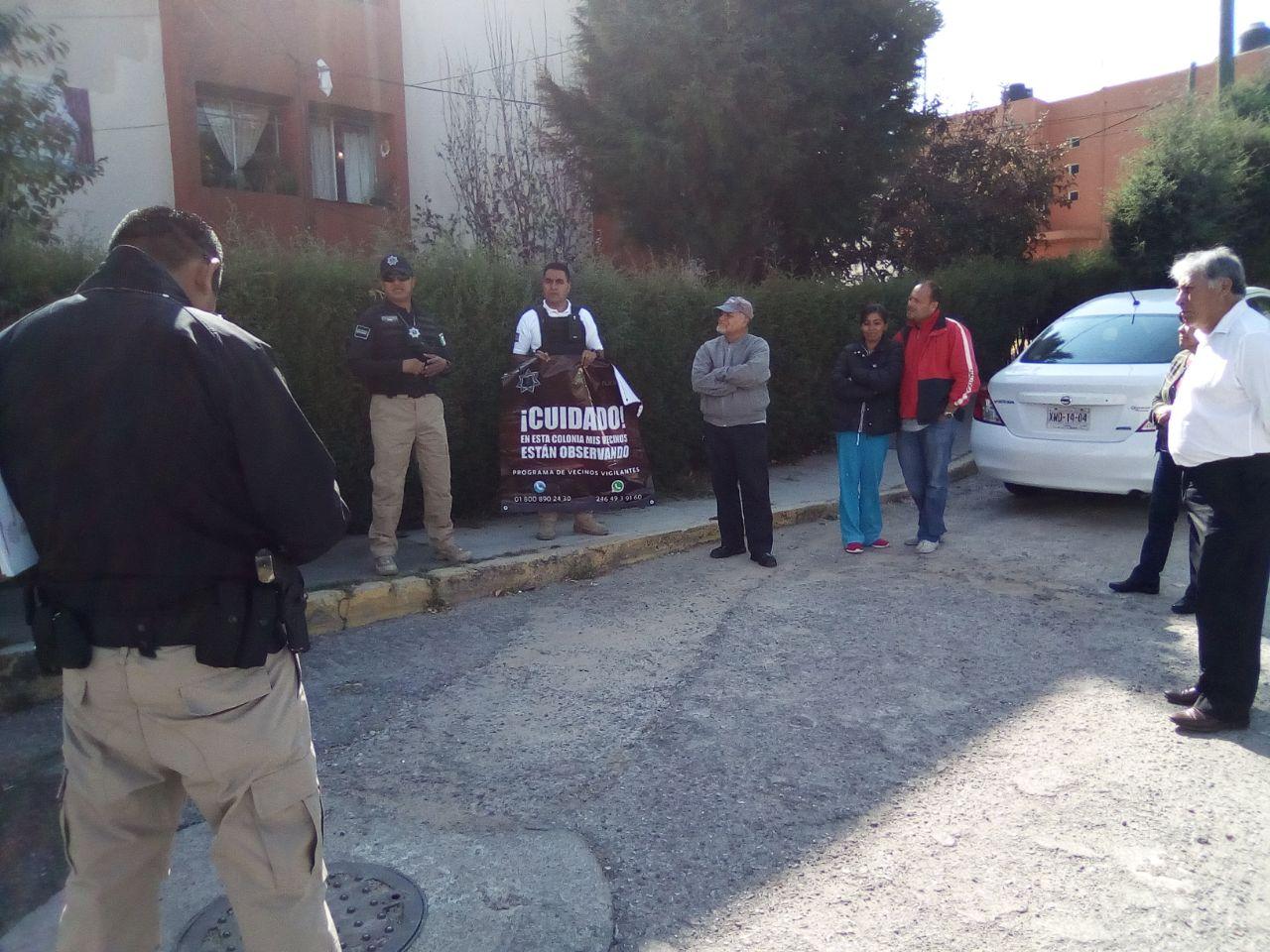 Conforma ayuntamiento capitalino quinto Comité de Vecinos Vigilantes en El Sabinal
