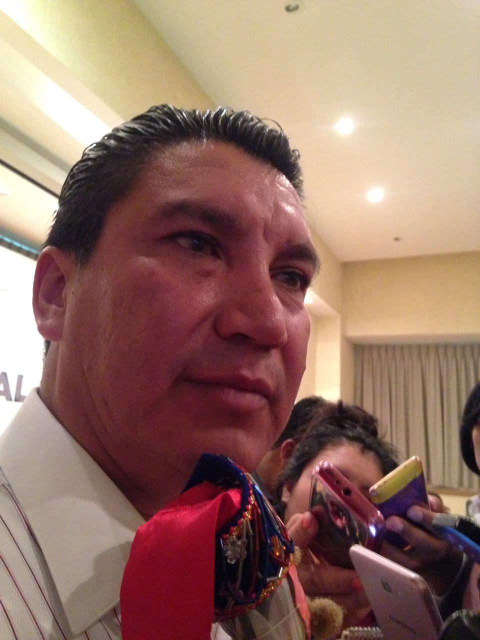 Nativitas no recibe apoyo del diputado Federal;  Oscar Murias Juárez