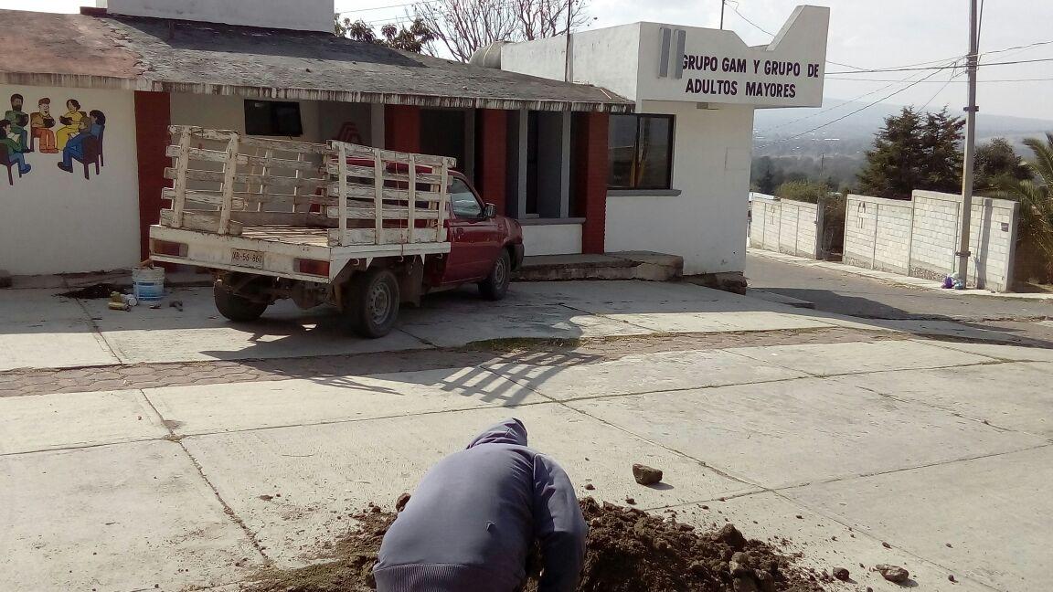 Mejoran los servicios en la Casa del Abuelo en Quetzalcoapan