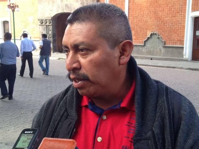 Recurren presidentes de comunidad de Chiautempan a SEGOB