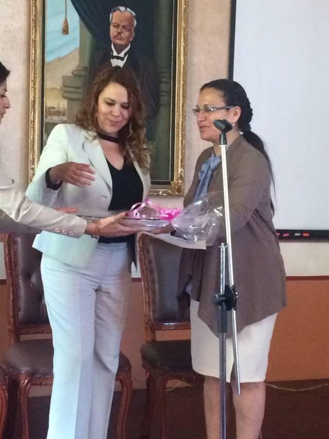 Solo empoderadas, mujeres podrán participar en toma de decisiones del país: Arteaga