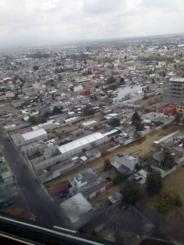 Realizan en SPM un operativo interinstitucional entre estado y municipio con ayuda de helicóptero