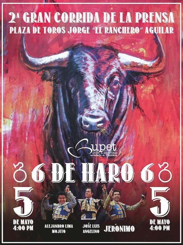 El Mojito se presentara en la corrida de la Prensa en la Ranchero Aguilar